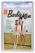 Silver Age (1956-1969):Romance, Barbie and Ken #4 (Dell, 1963) CGC VF+ 8.5 Off-white to whitepages....