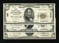 National Bank Notes:Pennsylvania, Pittsburgh, PA - $5, $10, and $20 1929 Ty. 1 The First NB Ch. #252. ... (Total: 3 notes)