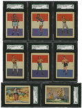 "Non-Sport Cards:Sets, 1956 Topps ""Adventure"" Near Set (99/100). ...."