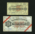 Obsoletes By State:Colorado, Denver, CO- The Colorado Supply Co. 5¢; 25¢ 1902-05. ... (Total: 2 notes)