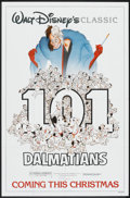 "Movie Posters:Animated, 101 Dalmatians Lot (Buena Vista, R-1985). One Sheets (2) (27"" X 41""). Animated.. ... (Total: 2 Items)"