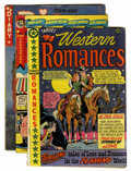 Golden Age (1938-1955):Romance, Golden Age Romance First Issue Group (Various Publishers, 1940s-50s) Condition: VG+.... (Total: 8 Comic Books)