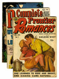 Golden Age (1938-1955):Romance, Golden Age Romance First Issue Group (Various Publishers,1940s-50s) Condition: Average VG+.... (Total: 10 Comic Books)