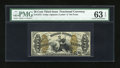 Fractional Currency:Third Issue, Fr. 1373 50c Third Issue Justice PMG Choice Uncirculated 63 EPQ....