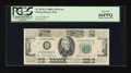 Error Notes:Missing Magnetic Ink, Fr. 2076-G $20 1988A Federal Reserve Note. PCGS Gem New 66PPQ...