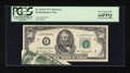 Error Notes:Foldovers, Fr. 2119-F $50 1977 Federal Reserve Note. PCGS Very Choice New64PPQ....