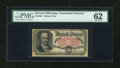 Fractional Currency:Fifth Issue, Fr. 1381 50c Fifth Issue PMG Uncirculated 62....