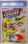 Silver Age (1956-1969):Superhero, The Brave and the Bold #29 Justice League of America (DC, 1960) CGCVF 8.0 Cream to off-white pages....