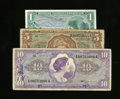 Military Payment Certificates:Series 651, Three Series 651 Notes.... (Total: 3)