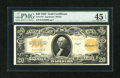 Large Size:Gold Certificates, Fr. 1187 $20 1922 Gold Certificate PMG Choice Extremely Fine 45 EPQ....