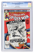 Modern Age (1980-Present):Superhero, The Amazing Spider-Man Annual #15 (Marvel, 1981) CGC NM/MT 9.8Off-white to white pages....