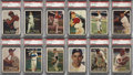 Baseball Cards:Lots, 1957 Topps Baseball PSA-Graded Collection (56) Including HoFers andRookies! ...