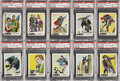 "Non-Sport Cards:General, 1978 Sunbeam Bread ""DC Super Heroes"" Complete Set (30) - #1 on thePSA Set Registry!..."