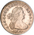 Early Half Dimes, 1800 H10C MS65 NGC....