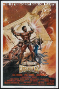 "Movie Posters:Adventure, Hercules (MGM/UA, 1983). One Sheet (27"" X 41""). Adventure.. ..."