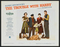 """Movie Posters:Hitchcock, The Trouble With Harry (Paramount, 1955). Lobby Card Set of 8 (11""""X 14""""). Hitchcock.. ... (Total: 8 Items)"""