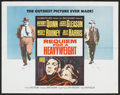 "Movie Posters:Sports, Requiem for a Heavyweight (Columbia, 1962). Half Sheet (22"" X 28""). Sports.. ..."