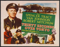 "Movie Posters:War, Thirty Seconds Over Tokyo (MGM, R-1955). Half Sheet (22"" X 28"").War.. ..."