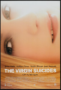 """The Virgin Suicides (Paramount, 2000). One Sheet (27"""" X 40"""") SS. Drama"""