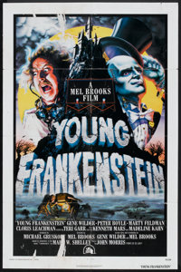 """Young Frankenstein Lot (20th Century Fox, 1974). One Sheets (3) (27"""" X 41""""). Comedy. ... (Total: 3 Items)"""