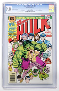 The Incredible Hulk #200 - 30¢ Price Variant (Marvel, 1976) CGC NM/MT 9.8 White pages