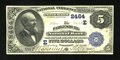 National Bank Notes:Pennsylvania, Parkesburg, PA - $5 1882 Value Back Fr. 574 The Parkesburg NB Ch. #(E)2464. ...