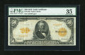 Large Size:Gold Certificates, Fr. 1199 $50 1913 Gold Certificate PMG Choice Very Fine 35....