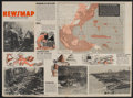 Miscellaneous:Other, World War II Newsmap Industrial Edition- 297th Week of the War-179th Week of U.S. Participation.. ...
