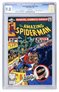 Modern Age (1980-Present):Superhero, The Amazing Spider-Man #216 (Marvel, 1981) CGC NM/MT 9.8 Whitepages....