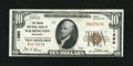 National Bank Notes:Delaware, Wilmington, DE - $10 1929 Ty. 1 The Union NB Ch. # 1390. ...