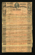 Obsoletes By State:Virginia, Richmond, VA- Corporation of Richmond $2 April 19, 1861. ... (Total: 35 notes)