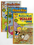 Bronze Age (1970-1979):Cartoon Character, Richie Rich and Dollar the Dog #1-24 File Copy Group (Harvey, 1977-82) Condition: Average NM-.... (Total: 24 Comic Books)