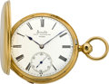 Timepieces:Pocket (pre 1900) , Charles Frodsham London Gold Fusee Pocket Watch, circa 1863. ...