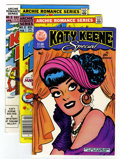 Modern Age (1980-Present):Humor, Katy Keene Group (Archie, 1983-90) Condition: Average NM-....(Total: 32 Comic Books)