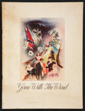 Movie Posters:Romance, Gone with the Wind Lot (MGM, 1939). Programs (2) (Multiple Pages). Romance.. ... (Total: 2 Items)