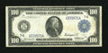 Large Size:Federal Reserve Notes, Fr. 1108 $100 1914 Federal Reserve Note Very Fine....