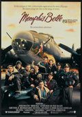 "Movie Posters:War, Memphis Belle Lot (Warner Brothers, 1990). One Sheets (4) (27"" X38.5"") and Poster (20"" X 29.75""). War.. ... (Total: 5 Items)"