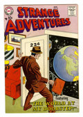 Silver Age (1956-1969):Science Fiction, Strange Adventures #95 (DC, 1958) Condition: FN/VF....