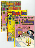 Bronze Age (1970-1979):Cartoon Character, Richie Rich and Cadbury File Copy Group (Harvey, 1977-82) Condition: Average NM-.... (Total: 20 Comic Books)