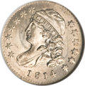 Bust Dimes, 1814 10C Small Date MS67 NGC....