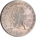 Early Half Dollars, 1795 50C Small Head AU55 NGC....