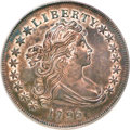 Early Dollars, 1795 $1 Draped Bust, Centered MS65 PCGS....