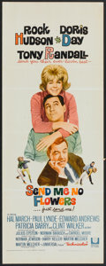 """Movie Posters:Comedy, Send Me No Flowers (Universal, 1964). Insert (14"""" X 36""""). Comedy.. ..."""