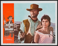 "A Fistful of Dollars (United Artists, 1967). Lobby Card Set of 8 (11"" X 14""). Western. ... (Total: 8 Items)"