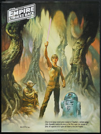 """The Empire Strikes Back (Coca-Cola Company, 1980). Special Posters(3) (18"""" X 24""""). Science Fiction. ... (Total..."""