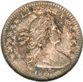 Early Half Dimes, 1803 H10C Small 8 MS61 NGC....