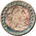 Early Dimes, 1798 10C Large 8 MS63 NGC....
