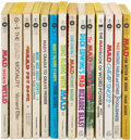 Memorabilia:MAD, Mad Paperback Group of 14 (Various, 1970-80s).... (Total: 14 Items)