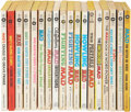Memorabilia:MAD, Mad Paperback Group of 18 (Various, 1970s-80s).... (Total: 15 Items)