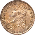 Bust Half Dollars, 1834 50C Small Date, Small Letters MS67 NGC....